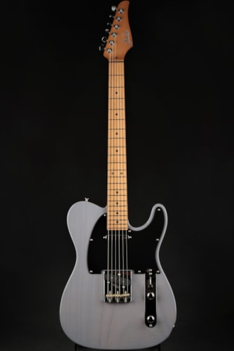 Suhr Limited Edition Classic T Paulownia - Trans Gray