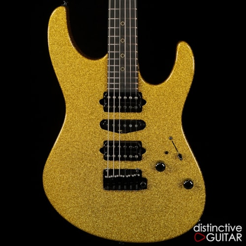 Suhr Modern Custom Gold Sparkle