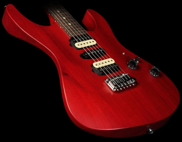 Suhr Modern Electric Guitar Satin Transparent Cherry Satin Transparent Cherry, Brand New, $1,799.00