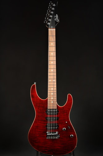Suhr Modern Plus - Chili Pepper Red