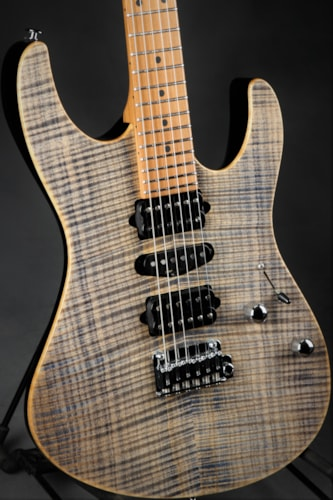 Suhr Modern Plus - Trans Blue Denim Slate