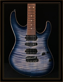 Suhr Modern Plus with Pau Ferro Fingerboard