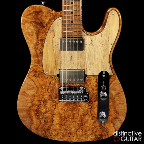 Suhr Modern T Custom NAMM Select Spalt Maple, Brand New, Hard, $5,265.00