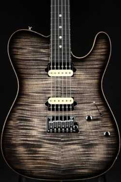 Suhr Modern T - Trans Charcoal Burst