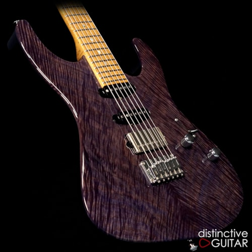 Suhr Modern Trans Purple, Excellent, Original Hard, $3,385.00