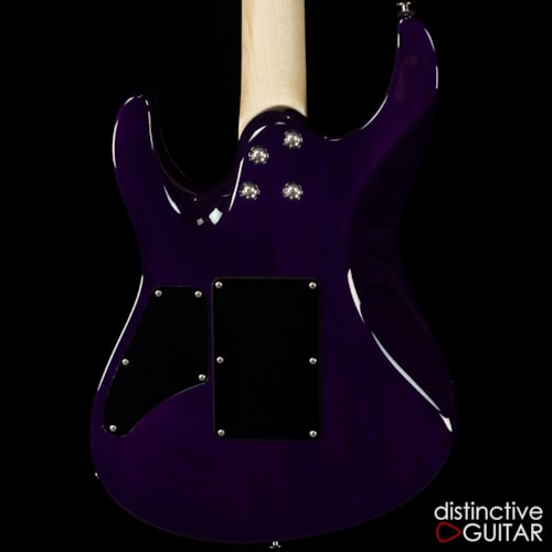 Suhr Modern Trans Purple Gradient