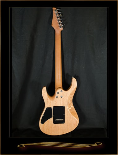 Suhr Modern with Buckeye Burl Top Natural Gloss, Brand New, Original Hard, $3,766.00