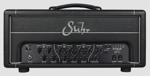 Suhr Pete Thorn PT-15 I.R. Compact Tube Head with Reactive Load