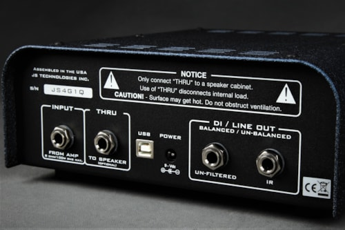 Suhr Reactive Load / IR Box Recording Interface