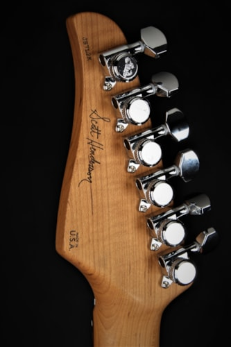 Suhr Scott Henderson Signature Classic - Fiesta Orange Brand New, Hard, $3,495.00