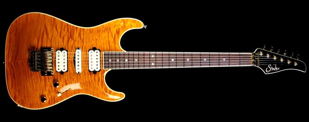 Suhr Standard Carve Top Quilt Maple Electric Guitar Transparent Caramel Transparent Caramel, Brand New, $4,676.00