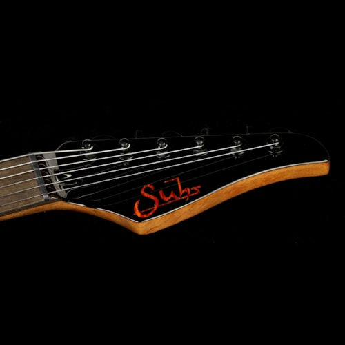 Suhr Standard Carve Top Roasted Maple Neck Electric Guitar Gloss Black Gloss Black, Brand New, $4,486.00