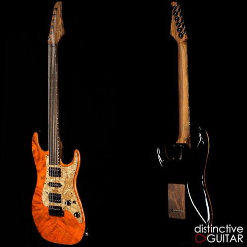 Suhr Standard Custom Trans Orange Algae, Brand New, Original Hard, $5,835.00
