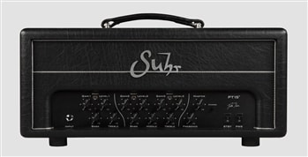 Suhr Suhr Pete Thorn PT15 Compact Tube Head