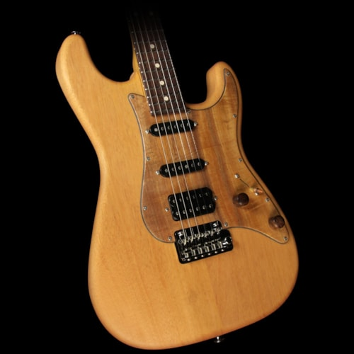 Suhr Used Suhr Classic Roasted Maple Neck Electric Guitar Natural
