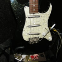 Suhr vintage customshop one off