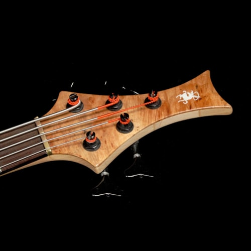 Sukop Classic 5-String Bass Natural Excellent $2,799.00
