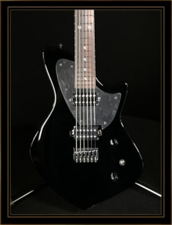 Sully Guitars Conspiracy Series Stardust