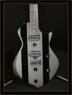 Sully Guitars Conspiracy Series Stevie D '71 Starling