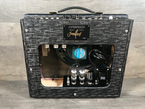 Sundragon Limited Edition Jimmy Page Combo Guitar Amplifier #04/50 New Old Stock!