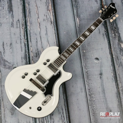Supro 1593EW Martinique (Ermine White) Brand New, $759.99