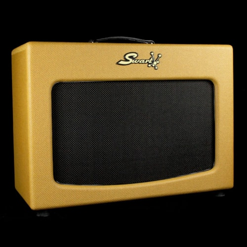 Swart 1x12 Guitar Cabinet Tan Tweed Brand New $769.00