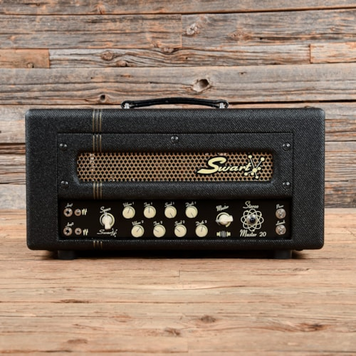 Swart Stereo Master 20W Head w/Footswitch  USED