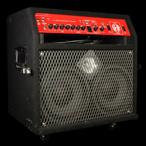 SWR Used SWR RedHead Bass Combo 2x10 Bass Amplifier Excellent, $649.00