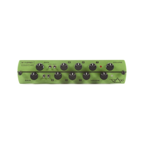 Synergy Steve Vai Signature 2-Channel Preamp Module w/(2) 12AX7