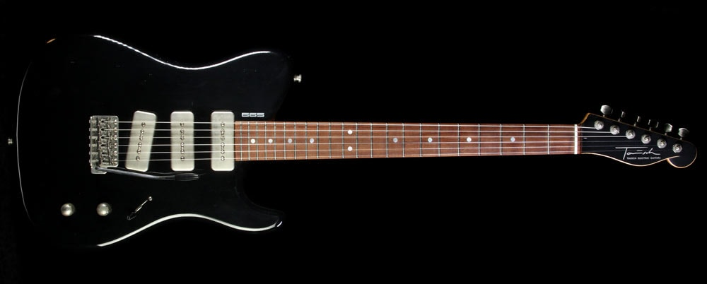 Tausch Used Tausch 665 Raw Electric Guitar Black Relic Black Relic, Excellent, $2,299.00