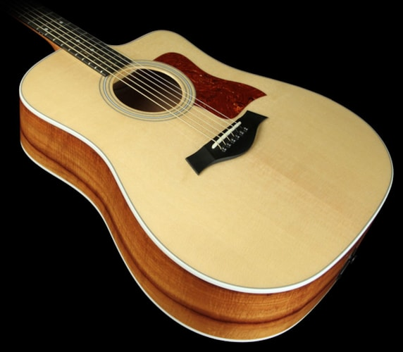 Taylor 210ce Koa Limited Acoustic/Electric Guitar Brand New, $1,249.00