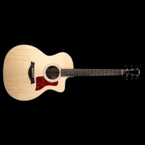 Taylor 214ce Grand Auditorium Acoustic Guitar Brand New