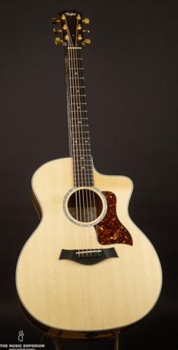 Taylor 214CE Sweet Gum & Spruce LTD Natural/Blonde