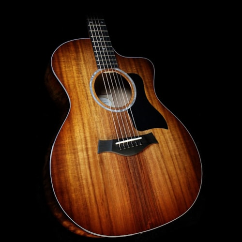 Taylor 224ce-K Deluxe Koa Grand Auditorium Acoustic/Electric Guitar Shaded Edgeburst Brand New, $1,499.00