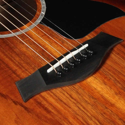 Taylor 224ce-K DLX Acoustic-Electric Shaded Edgeburst Brand New $1,599.00