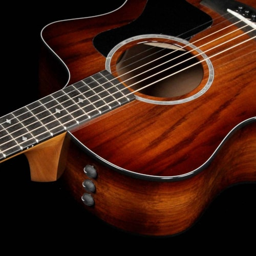 Taylor 224ce-K DLX Acoustic-Electric Shaded Edgeburst