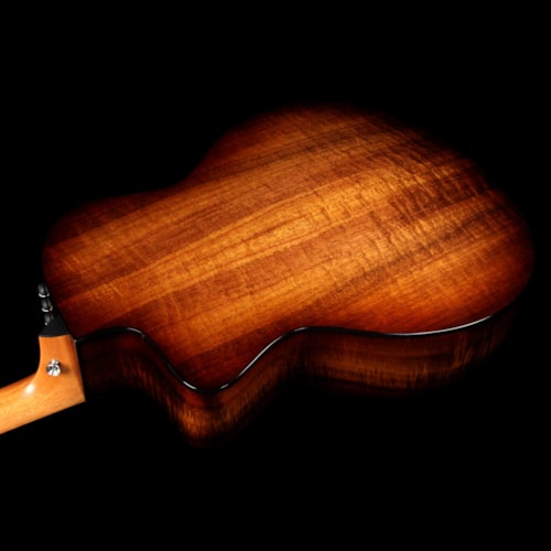 Taylor 224ce-K DLX Koa Grand Auditorium Acoustic-Electric Guitar Shaded Edgeburst Brand New, $1,499.00