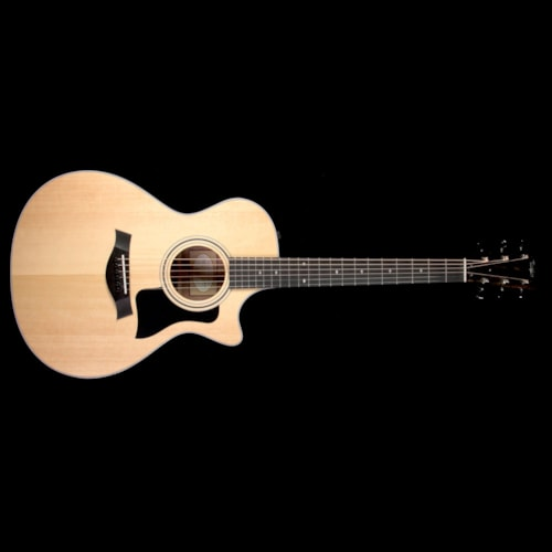 Taylor 312ce Grand Concert Acoustic Guitar Natural Brand New