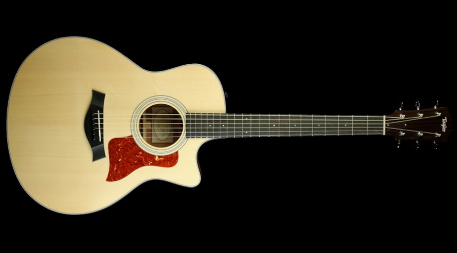 Taylor 316ce-LTD Limited Edition Koa Acoustic Electric Guitar Brand New, $2,299.00