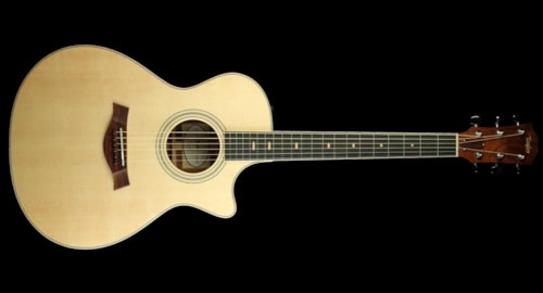 Taylor 412ce-LTD Spring Limited Edition 2013 Acoustic/Electric Natural Brand New, $1,999.00