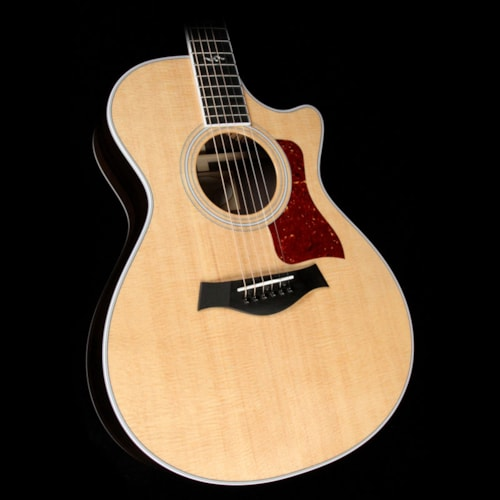 Taylor 412ce-R Grand Concert Acoustic Guitar Natural Brand New