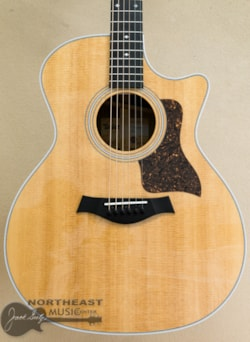 Taylor 414ce with V-Class Bracing -