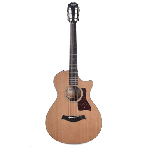 Taylor 512ce Western Red Cedar/Tropical Mahogany Natural ES2 ADD Taylor GS Mini for $99 Pre-Order