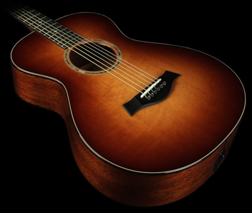 Taylor 512e 12-Fret Grand Concert Acoustic/Electric Guitar Shaded Edgeburst Brand New, $2,549.00
