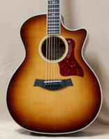 Taylor 514CE-FLTD Fall Limited Acoustic Electric Guitar Shaded Edge Burst