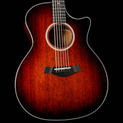 Taylor 524ce Grand Auditorium Acoustic-Electric Shaded Edgeburst
