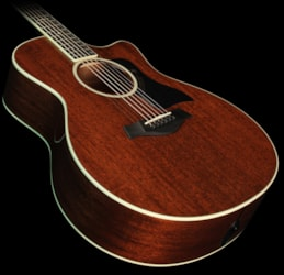 Taylor 526ce Grand Symphony Shaded Edgeburst