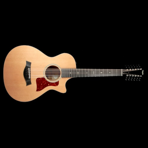 Taylor 552ce 12-Fret 12-String Grand Concert Acoustic Guitar Brand New $2,899.00