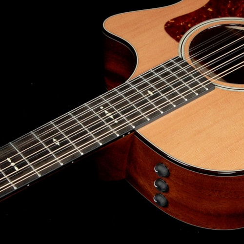 Taylor 552ce 12-Fret 12-String Grand Concert Acoustic Guitar