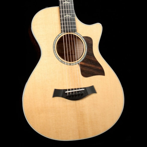 Taylor 612ce Grand Concert Acoustic Brown Sugar Stain Brand New